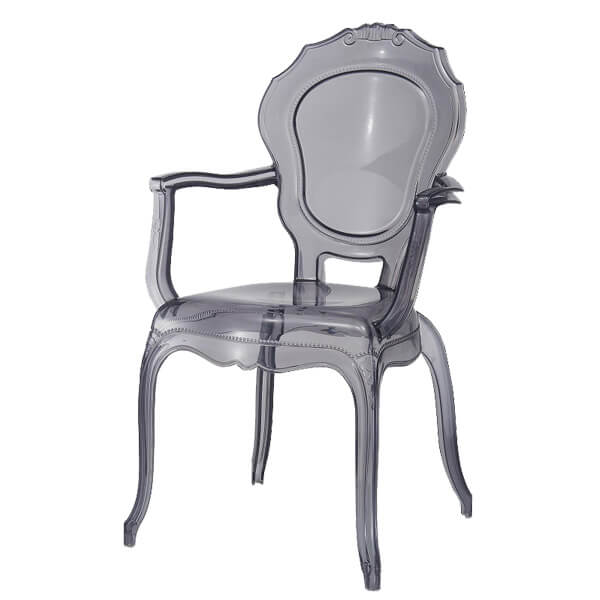 Clear wedding belle epoque chairs