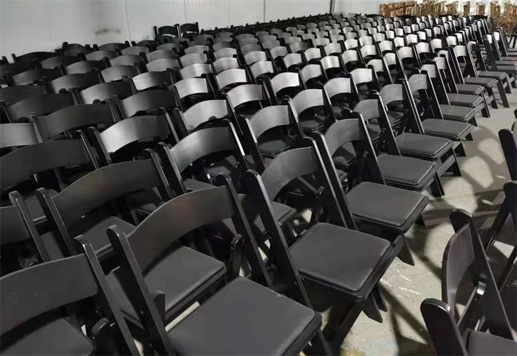 black Wimbledon Chair manufacturer