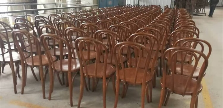 solid bentwood chairs