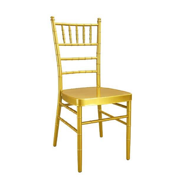 Aluminum Chiavari Chair