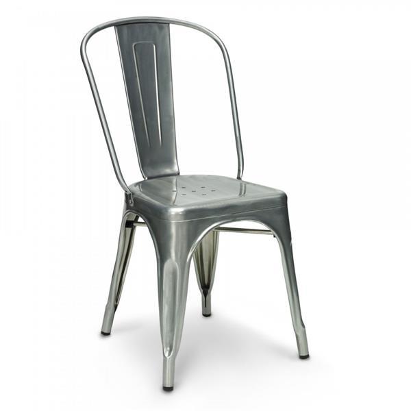 Metal Tolix Chair
