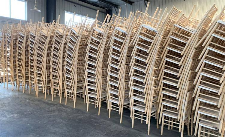 wooden tiffany chairs