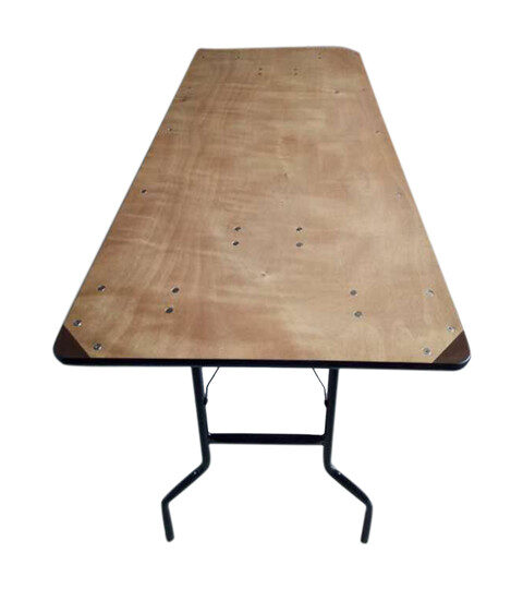 ABS corner folding table