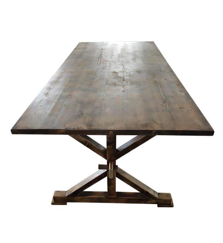 240x100 cm farm tables