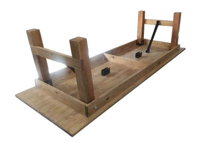 folding farm tables child