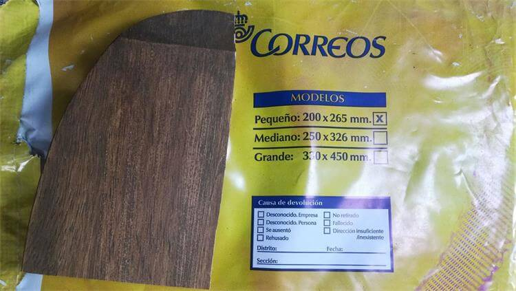 wood color from Spain