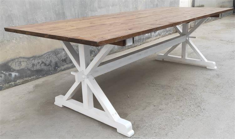 wooden tables manufacturer