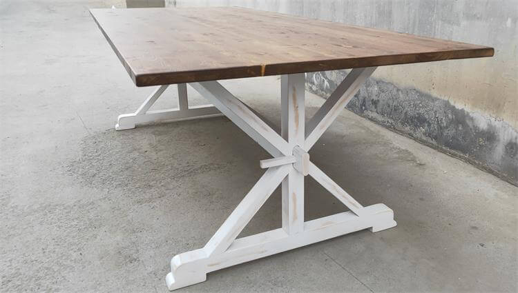wooden tables wholesale