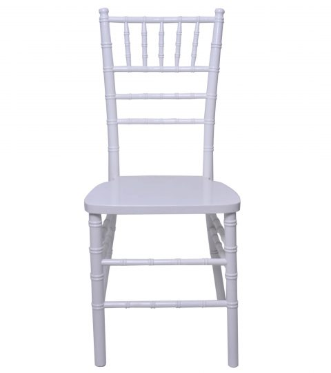 Polypropylene With Tube Chiavari Chairs