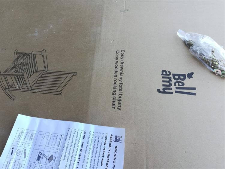 rocking chairs boxes