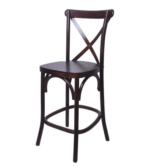 Crossback Bar Stools