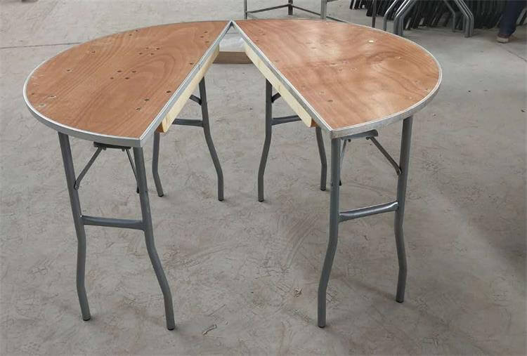 half round tables wholesale