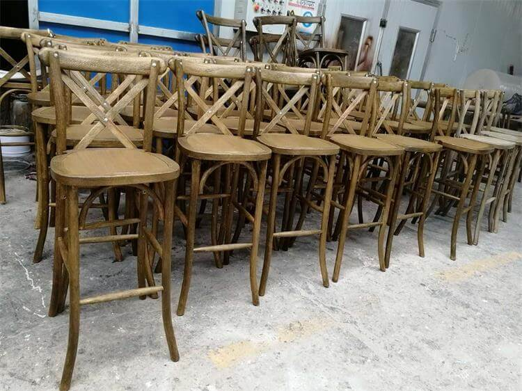 crossback chairs barstools