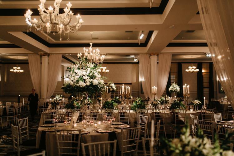 Philadelphia wedding chairs