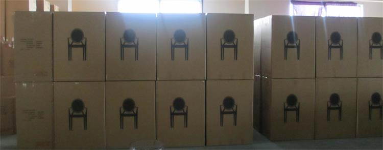 ready stock of Louis chairs