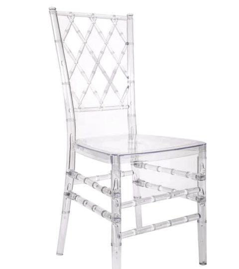Resin Chiavari Diamond Chair Wholesale