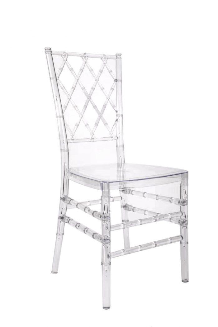resin diamond chair