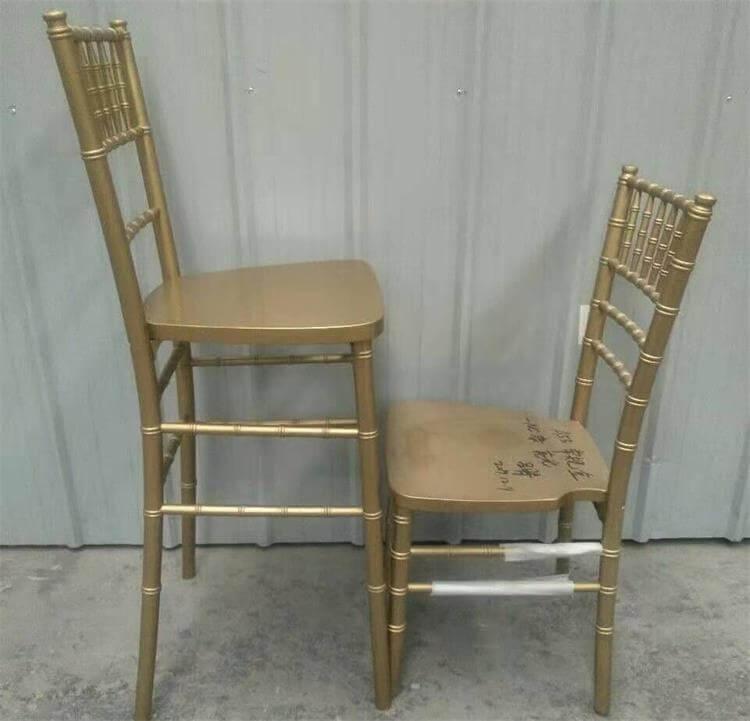 silver chiavari chair barstool