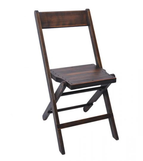 1942 Antique Folding Chair