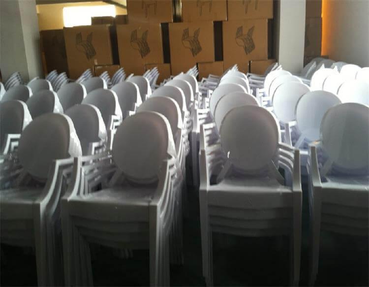 Louis ghost chair supplier
