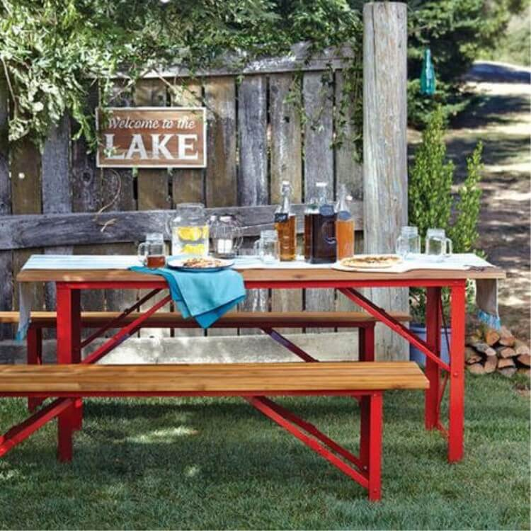 Outdoor Picnic Table Wholesale