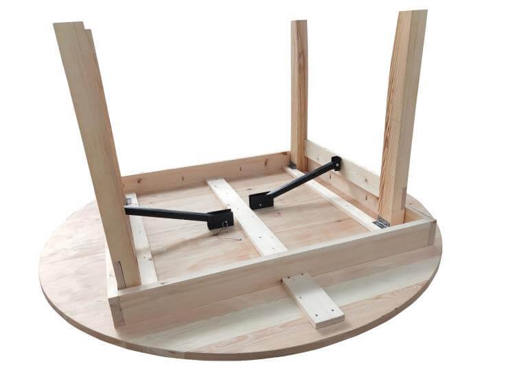 folding farmhouse table manufacturer