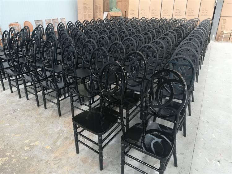 black wood phoenix chairs