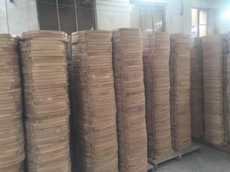 Crossback Barstool manufacturer