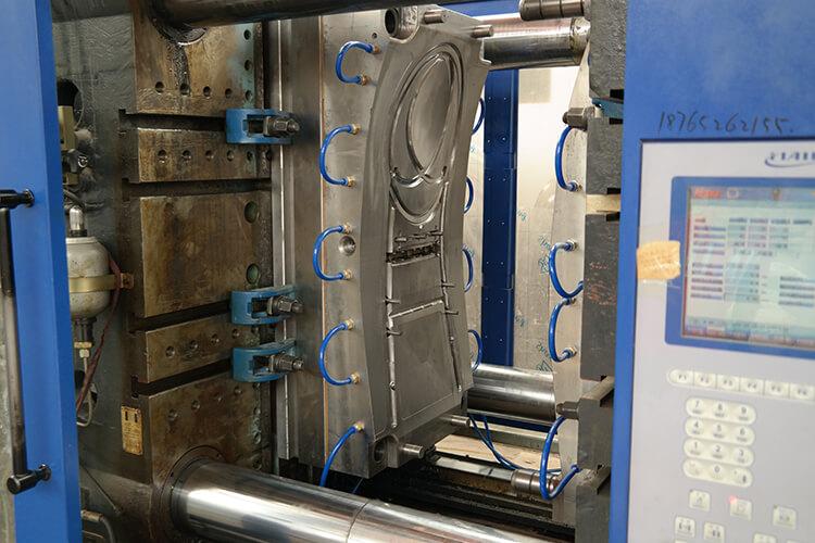 Phoenix acrylic chair processing process