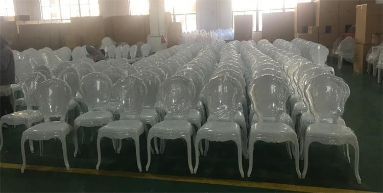 bella chairs white
