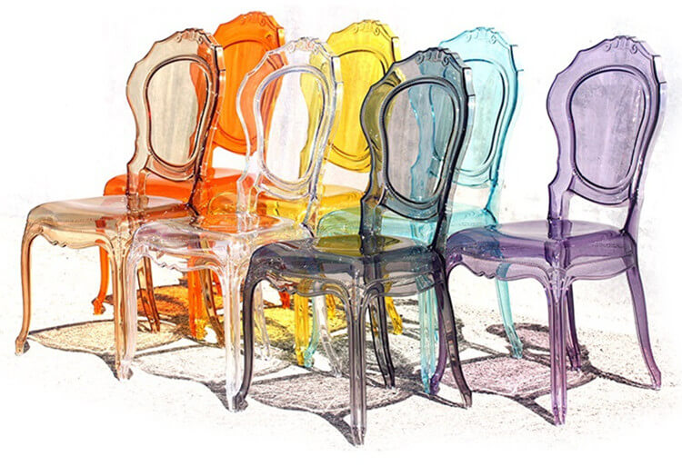 Colorful Belle Epoque Chair