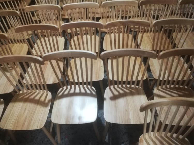 wooden windsor chairs supplier