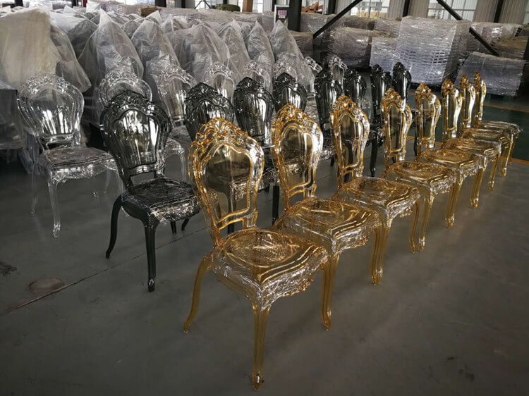 color of bella chairs