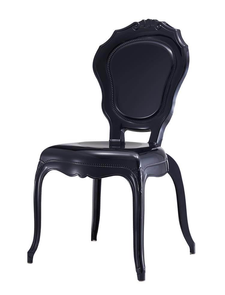 black bella chairs