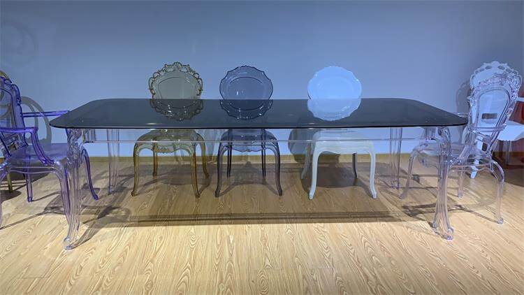 clear tables