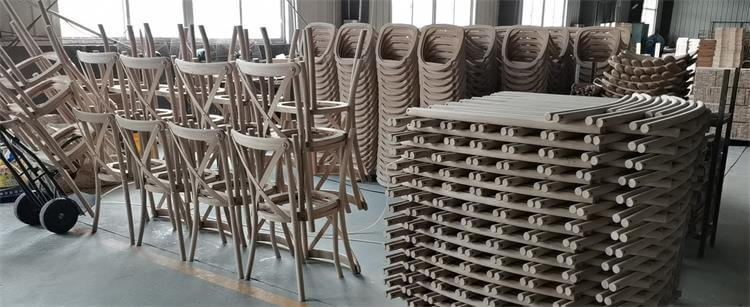 cross back dining chairs factory