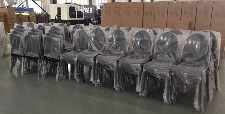 Elizabeth Ghost Chair Wholesale Acrylic Ghost Chair Factory
