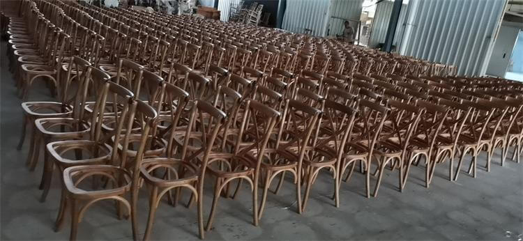 crossback dining chairs wholesale