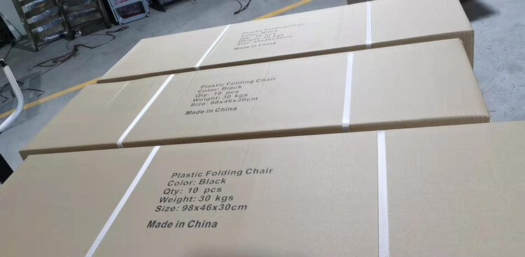 poly folding chair factory