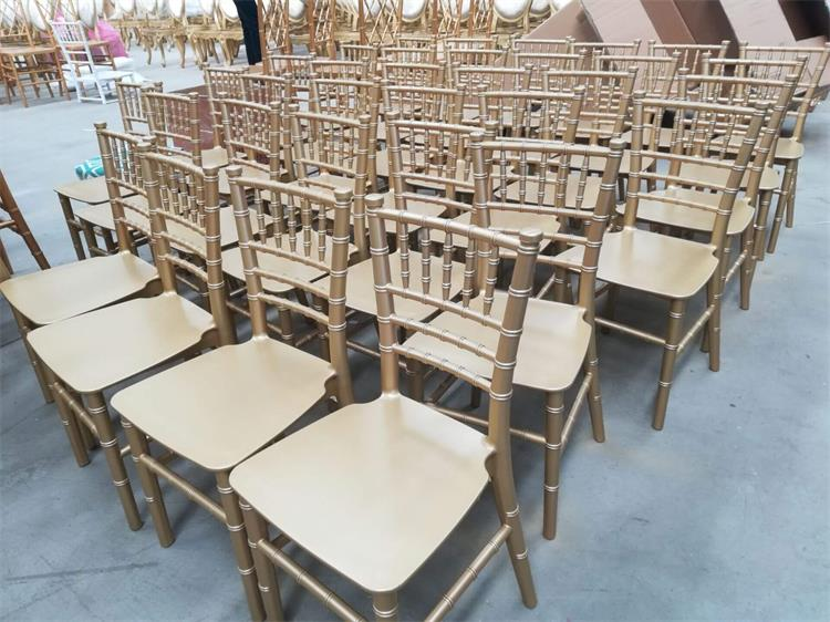 gold kid chiavari chairs