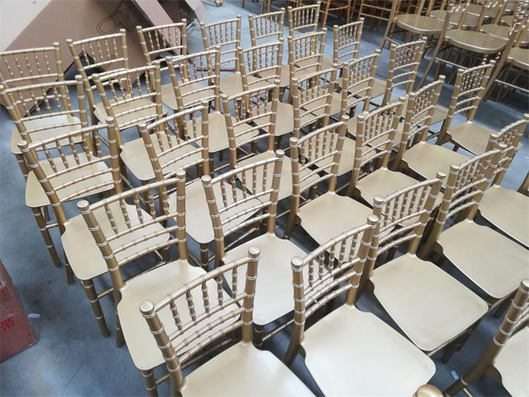 gold kid chiavari chair