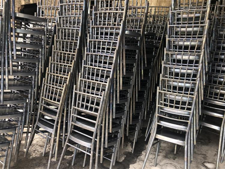 aluminum chiavari chair wholesale