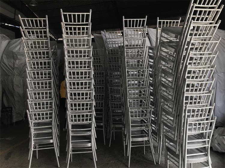aluminum chiavari chairs bulk