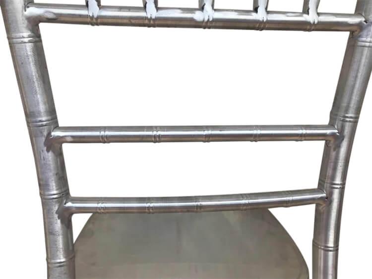chiavari chairs aluminum