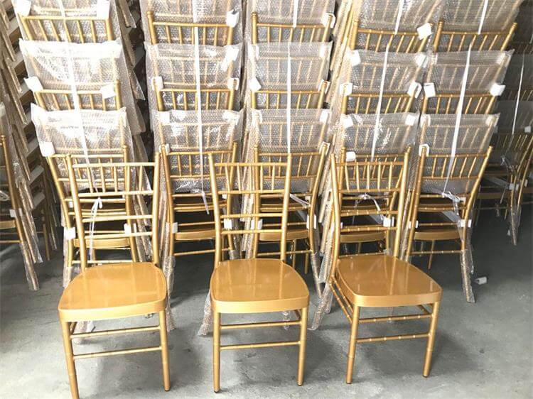 gold chiavari chairs wholesale