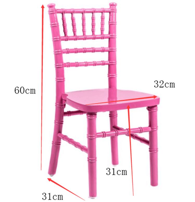 Children's Chiavari Chairs
