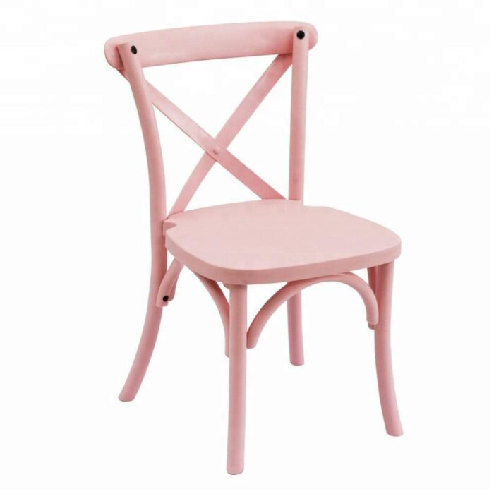kids cross back chair