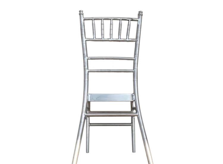unpainting aluminum chiavari chair