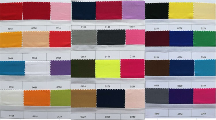 Color of cushion covers