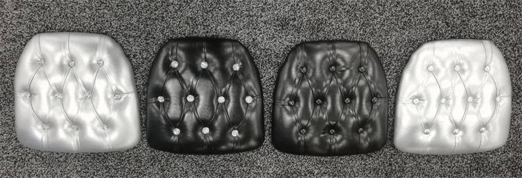 black leather cushions wholesale